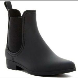 JEFFERY CAMPBELL Forecast Rain Boot.